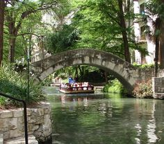 San Antonio, Texas beautiful Riverwalk