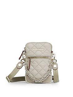 0aa4a8877 MZ Wallace - Micro Crosby Crossbody Purse Hook, Best Designer Bags, Saks  Fifth Avenue