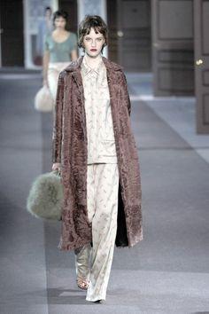 Paris Fashion Week: Louis Vuitton Fall 2013 / Photo by Anthea Simms
