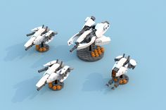 """""""Tethys Purification Fleet"""" by Drazelic: Pimped from Flickr"""