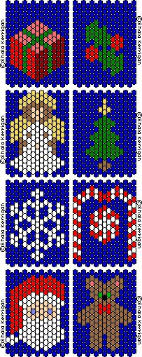 Beaded Snowflake PATTERN Shala http://www.ecrafty.com/casearch.aspx?SearchTerm=snowflake