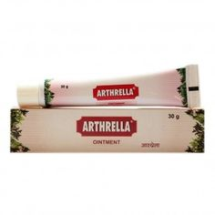Charak Arthrella Ointment is an ayurvedic medicine topical cream for reducing pain and inflammation in rheumatoid arthritis, spondylitis, osteoarthritis, cervical spondylosis, frozen shoulder, strains and sprains. Arthrella cream is a potent topical anti-inflammatory, analgesic that relieves pain and restores mobility instantly.
