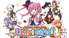 Cherry Tree High I! My! Girls! - Stalker's story [Part 11]