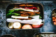 SPICY SØTPOTETVAFLER | perfekt til matpakka