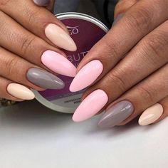 Caffe Latte, Too Many Colours & Martini Bikini by Ania Leśniewska, Indigo Educator #nails #nail #pastelnails #nailsart #pastel #indigonails #indigo #hotnails #summernails #springnails #nataliasiwiec #miami