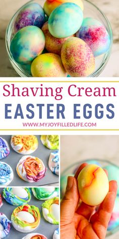Shaving Cream Easter Eggs, Easter Egg Dye, Easter Party, Easter Activities For Kids, Crafts For Kids, Spring Activities, Preschool Activities, Easter Crafts, Holiday Crafts
