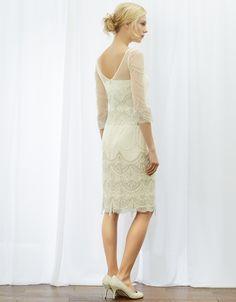 Maria Bridal Dress   Ivory   Monsoon