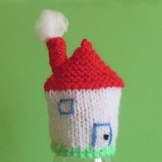 Innocent Smoothies Big Knit Hat Patterns House