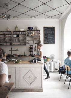 The best coffee in Copenhagen and possibly the most instagrammed avocado toast – Atelier September  #traveltips #traveltheworld