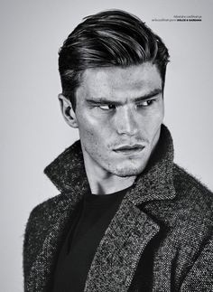 """homme–models: """" Oliver Cheshire for GQ Thailand, ph by Sarah Brimley """" Oliver Cheshire, Male Fashion Trends, Big Fashion, Mens Fashion, Street Fashion, Men In Heels, Gq Style, Male Beauty, Male Models"""