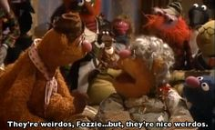 A Muppet Family Christmas! Watch it every year