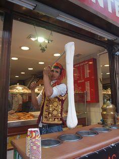 Dondurma - Turkish Ice Cream