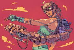 War Machine (Reuploaded full landscape) by deathburger http://ift.tt/1PhazVA