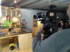 shooting a video Espresso Machine, Coffee Maker, Angels, Kitchen Appliances, Home, Espresso Maker, Diy Kitchen Appliances, Home Appliances, Drip Coffee Maker