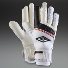 separation shoes e0f10 92710 Umbro Neo Pro Shotgun GK Gloves - WhiteBlack