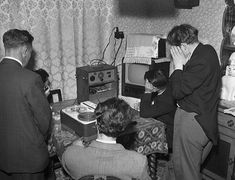 The first, illegal broadcast of Radio Wales by Plaid Cymru, North Wales, 1959