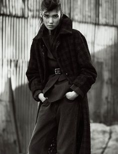 Tao Okamoto Plays Tomboy for Greg Kadel in Numéro  #147