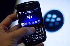 DISTINCTION – «J'ai honte de mon Blackberry»