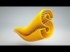 Cinema 4D R18 MoGraph Text Animation Tutorial | cinema 4d R18 text effec...
