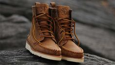 Sebago and Ronnie Fieg New Collection