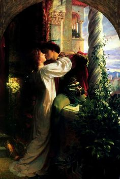 Frank Bernard Dicksee - Romeo and Juliet - Frank Bernard Dicksee
