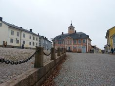 Porvoo - Old Town Hall by Chris Ledger on 500px