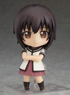 Yuru Yuri San Hai figurine Nendoroid Yui Funam Good Smile Company