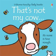 That's not my cow... - NEW FOR JULY 2015