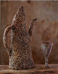 Marika Akilova, Teapot for wine
