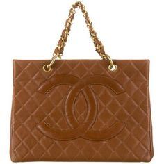 Pre-owned Chanel Vintage Shopping Tote