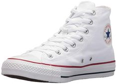 d30a3abb0fc Converse Chuck Taylor All Star Hi Optical White Textile 5.5 D(M) US Men
