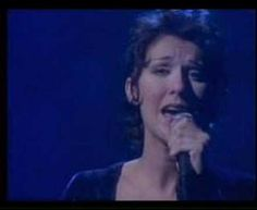 'Celine Dion' _The Colour of My Love, this is a beautiful song, sung by a magnificent songstress...