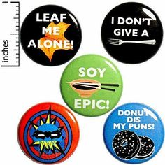 Funny Pun Button 5 Pack Backpack Pins or Magnets Super Jelly Gift Set Puns Jokes, Funny Puns, Funny Quotes, Funny Magnets, Funny Buttons, Pun Gifts, Bad Puns, Geek Out, Small Gifts