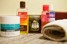 all natural skin care routine