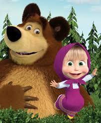 marsha e o urso - Pesquisa Google