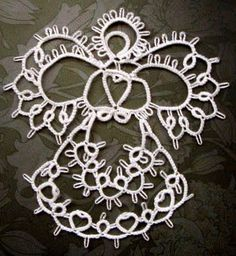 This is a great tatting blog, usually with links for the patterns.
