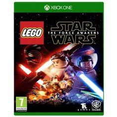 Lego Star Wars The Force Awakens Xbox One Game- Sydney Stark