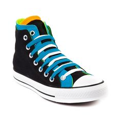 3bd2730c096e54 Converse All Star Hi Double Upper Athletic Shoe