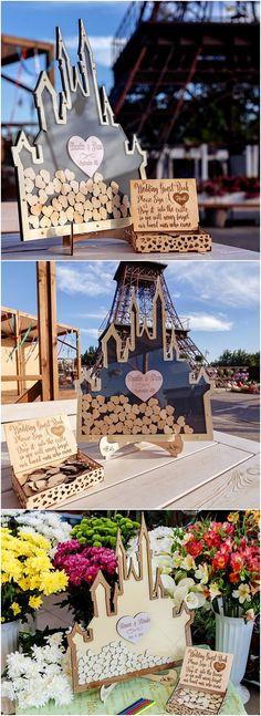 Disney Wedding Guest Book Alternative, Mason Jar, Wedding, Guest Book, Unique wedding sign, Mason jar wedding, Drop Box Guest Book,Guestbook