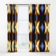 The X Factor Window Curtains