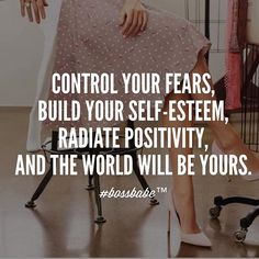 If you can master those three things you will have a fabulous day.  Join the #Bossbabe Netwerk (Click The Link In Our Profile Now! ) Follow @bossbabealex & @millennialrichgirl  now for more inspo!