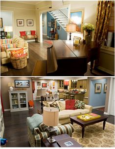 #ecclectic #living room - just what I love - a collection of colors and styles and things you love