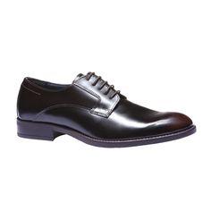 Bata derby shoes
