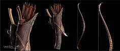 Legolas Mirkwood bow&arrows