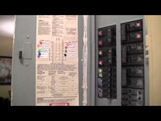 Organizing Tips & Tricks - Color-Code Your Circuit Breaker.  This is a good idea for me, but...my husband is color blind.