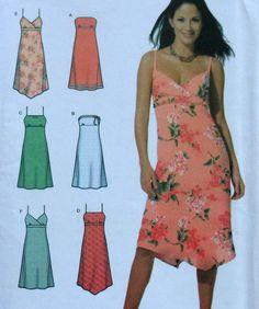 Sundress Sewing Pattern