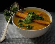 Porkkana keitto