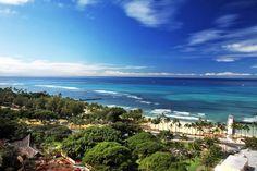 With views like this, it's okay to be speechless! #Hawaii #Waikiki #AquaHotels