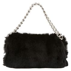 Alexander McQueen Folded Rabbit Fur Handbag - Rare Sold Out Black Clutch. Get the trendiest Clutch of the season! The Alexander McQueen Folded Rabbit Fur Handbag - Rare Sold Out Black Clutch is a top 10 member favorite on Tradesy. Save on yours before they are sold out!