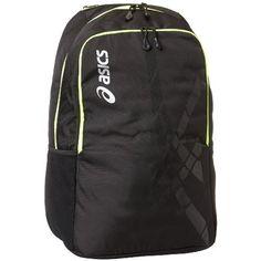0789431aa4 Asics Kayano Stripes Organizational Adjustable Straps Backpack